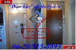 Dán-ház Hi-sec biztonsági ajtóbeépítés!